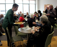 Over 60s' Morning Tea